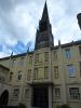 Cour d'honneur et clocher