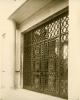 Cour d'honneur portail 1 (archives diocésaines)