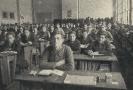 Salle d'étude 1ère division en 1945